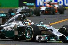 Formel 1 - Wir werden zur�ckschlagen: Hamilton: Frust statt Champagner