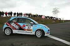 ADAC Opel Rallye Cup - Exklusive Testm�glichkeit f�r Neulinge : Die Neuen setzen erste Ausrufezeichen