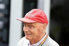 Formel 1 - Vorteil durch Testfahrten?: Niki Lauda: Alles kann sich verschieben