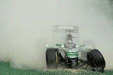 Formel 1 - Das Nasen-Problem der Formel 1: Kobayashi schl�gt Alarm: Nasen gef�hrlich