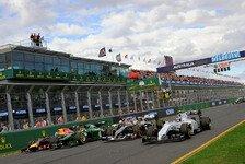 Formel 1 - Chaos von Beginn bis zur Geisterstunde: Australien GP: Die 10 Antworten zum Rennen