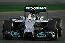 Formel 1 - Bilder: Australien GP - Rennen