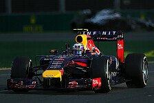 Formel 1 - J�ger Nummer eins?: Red Bull Vorschau: Malaysia GP