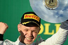 Formel 1 - Zwei Rennen um dar�ber hinwegzukommen: Magnussen und das Laster des Auftaktpodiums