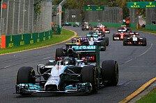 Formel 1 - Nicht uneinholbar: Mercedes: Unschlagbar nach Statement-Sieg?