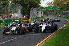 Formel 1 - Bilder: Die besten Bilder 2014: Force India