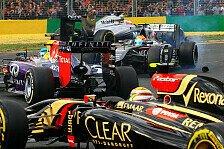 Formel 1 - Fahrer sollen ihre K�mpfe unter sich austragen: Lauda kritisiert Einmischung der Rennstewards