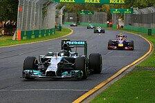 Formel 1 - Auf die K�hlung kommt es an: Mercedes zittert vor Malaysias Hitze
