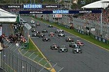 Formel 1 - Mit der Zeit wird es besser: Neue Formel 1: Piloten fordern Geduld