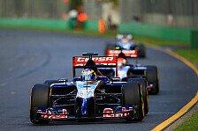 Formel 1 - Doppelte Punktefahrt und Rekord: Tost: Melbourne mag uns