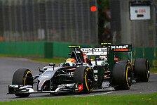 Formel 1 - Wenigstens das Ziel erreicht: Sauber trotz guter Platzierung abgeschlagen