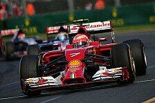 Formel 1 - Simulator-Hilfe? N�!: R�ikk�nen: Ferrari-Setup bereitet Sorgen