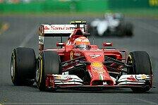 Formel 1 - Effizienz, Zuverl�ssigkeit und Top-Speed im Fokus: Ferrari Vorschau: Malaysia GP
