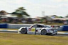 USCC - Wiederholung des Daytona-Erfolgs: Sebring: Porsche gewinnt beide GT-Klassen