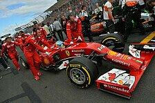 Formel 1 - Ern�chterung bei der Scuderia: Alonso konnte McLaren nicht fordern