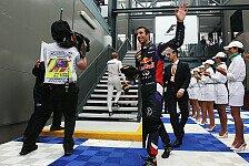 Formel 1 - Das hatte ich mir anders vorgestellt...: Ricciardo: Lieber Disqualifikation als Ausfall