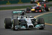 Formel 1 - Red Bull im Auge behalten: Rosberg: Ricciardo ernsthafter Titelrivale