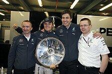 Formel 1 - Rosberg �berstrahlt alles: Australien GP: Die Tops & Flops