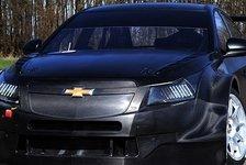 WTCC - Enger Zeitplan: Neuer Chevrolet Cruze auf der Strecke