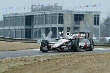 IndyCar - Penske dominiert: Power f�hrt Testfahrten an