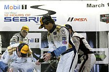 USCC - Deb�t im Alex-Job-Porsche: Sebring: Mario Farnbacher feiert Podiumserfolg