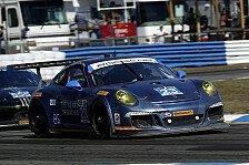 USCC - Zusammensto� verhindert bessere Platzierung: Ungl�ckliches Wochenende f�r Farnbacher Racing