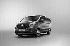 Auto - Effizienz wird gro� geschrieben: Renault Trafic: Vielseitig und wirtschaftlich