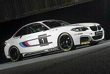 VLN - Gemeinsam in die Saison 2014: BMW M235i Racing startet mit Dunlop