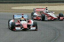 IndyCar - Bilder: Testfahrten Barber Motorsports Park