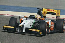 GP2 - Testfahrten in Bahrain