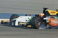 GP2 - Tagesbestzeit f�r Lancaster: Bahrain, Tag 3: Abt nachmittags Schnellster