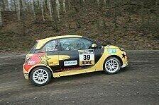 ADAC Rallye Cup - Vorbereitungslauf im Hessischen Bergland
