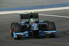 GP2 - GP2 der richtige Ort: Daly bestreitet gesamte Saison