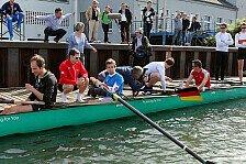 DTM - Scheider und Co. gehen baden: Tourenwagen-Piraten: DTM-Stars stechen in See