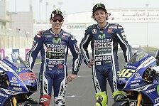 MotoGP - Gespr�che beginnen bald: Yamaha will Rossi und Lorenzo halten