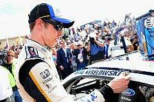 NASCAR - Die letzten beiden Chase-Teilnehmer werden gesucht: Pole f�r Keselowski beim Regular-Season-Finale