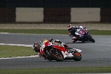 MotoGP - Vers�hnlicher Abschluss auf dem Podium: Pedrosas Wochenende beim Katar-GP