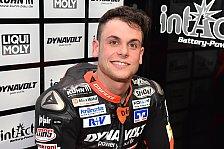 Moto2 - Warm-Up ausgelassen: Cortese startet im Rennen