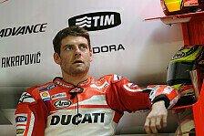 MotoGP - Trotz Problemen Sechster: Crutchlow startet in Katar das Abenteuer Ducati