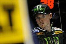 MotoGP - Ich wei� nicht, wor�ber sie sich beschweren: Smith schie�t gegen Lorenzo und Rossi