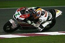 Moto3 - Antonelli und Marquez auf den Pl�tzen: Vazquez im Warm Up Schnellster