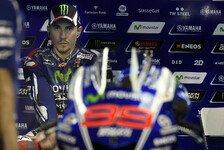 MotoGP - Ex-Weltmeister am Scheideweg: Blog - Lorenzo-Krise: Zerbricht er an Marquez?