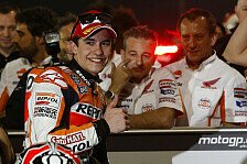 MotoGP - Revanche an Rossi: Marquez: So l�uft es f�r den Titelverteidiger