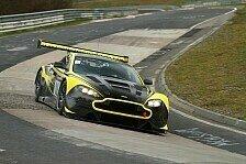 VLN - F�nf Sportwagen am Start: Aston Martin mit starkem Aufgebot