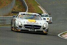 NLS - Rowe Racing mit guter Leistung