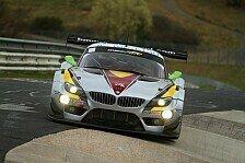 VLN - M�ller statt Alzen: Marc VDS mit zwei BMW Z4 GT3 am Start