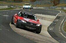 VLN - BMW 428i nicht am Start: Rent4Ring: Drei Autos beim Auftakt