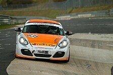 VLN - Freude im Porsche Zentrum Willich: Klassensieg f�r PROsport Performance
