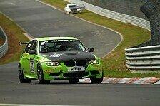 NLS - LZP-Motorsport beim Debüt auf Klassen-Platz acht