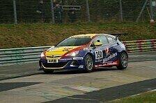 VLN - Ausrufezeichen des Titelverteidigers: Opel Astra OPC Cup - Sieg f�r Bonk motorsport